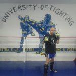Claudio Petarra - K1 Fight Code