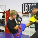 Kickboxing per bambini a Milano