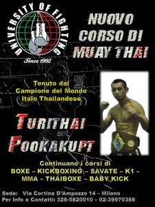 Corsi di Muay Thai a Milano