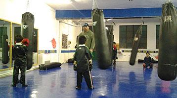 Kickboxing 6-11 anni