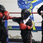 Kickboxing junior a Milano