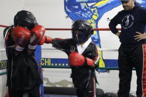 Kickboxing junior a Milano