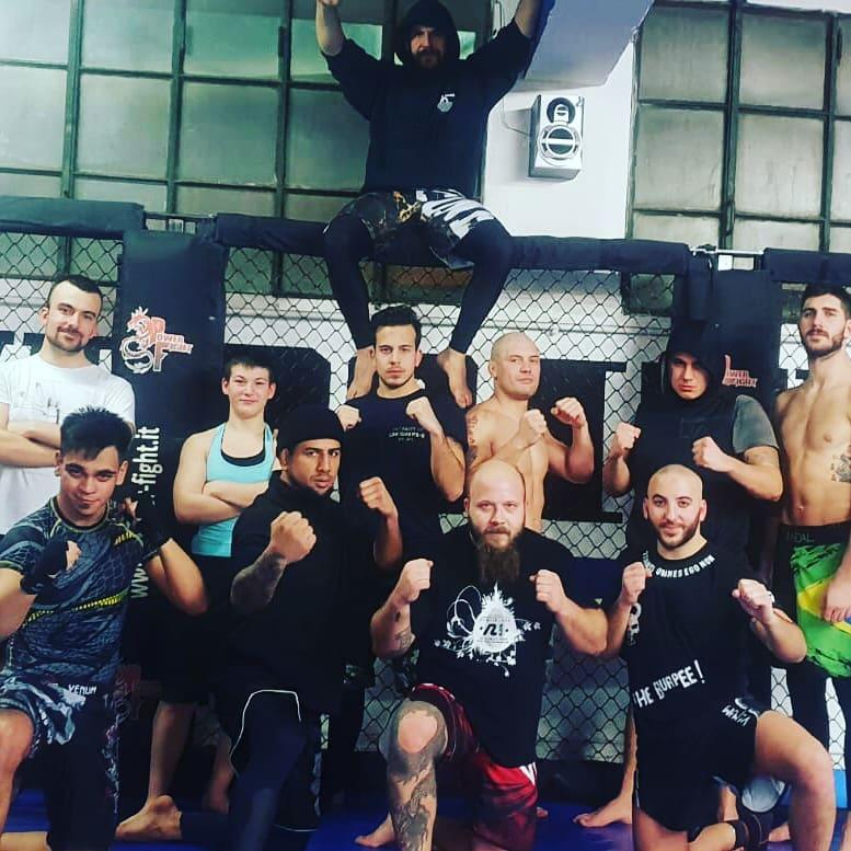 MMA University of Fighting