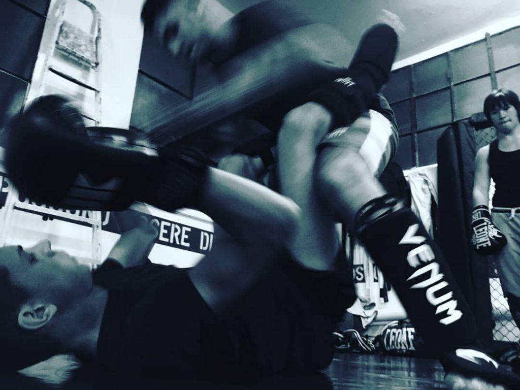 MMA a Milano